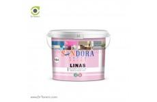 رنگ دکوراتیو داخلی ساندورا مدل لیناس
