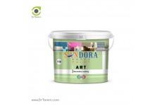 رنگ دکوراتیو داخلی ساندورا مدل آرت