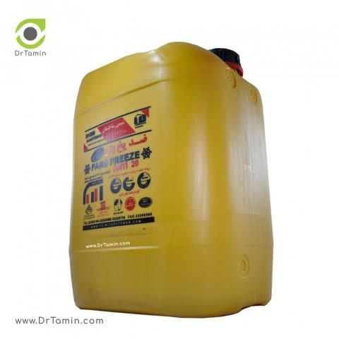 ضدیخ و زودگیر بتن شیمی ساختمان   ( بدون کلراید)4