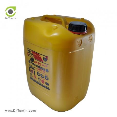 ضدیخ و زودگیر بتن شیمی ساختمان   ( بدون کلراید)2