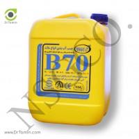 چسب و افزودنی ملات NSG-B70 حجم 10 لیتری