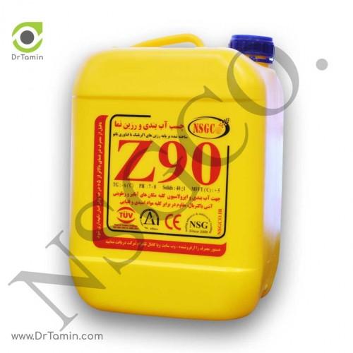 چسب آب بندی NSG-Z90 حجم 10 لیتری