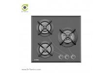 گاز شیشه ای ایلیا استیل مدل G 302 (51×51 سانتیمتر)