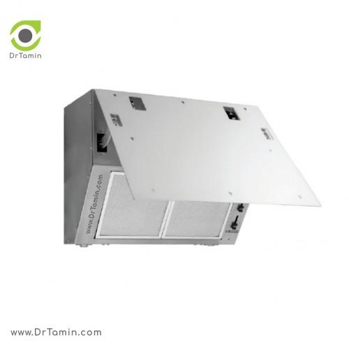 هود مخفی استیل البرز مدل SA501<br> ( 90 سانتیمتر)