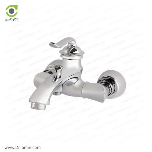 شیر حمام گلپایگان مدل S1 <br> ( 2-161)