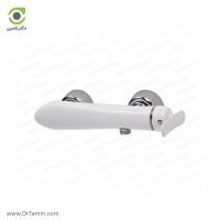 شیر توالت گلپایگان مدل اسمارت سفید <br> ( 174-1)