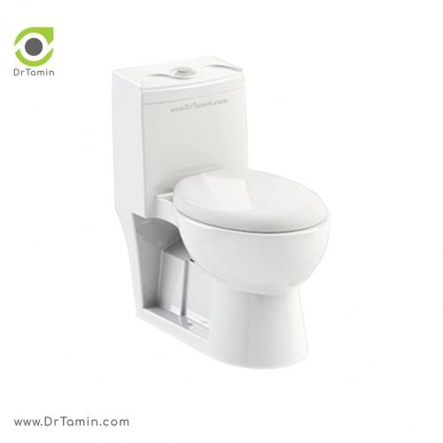 توالت فرنگی کرد مدل لوییزا