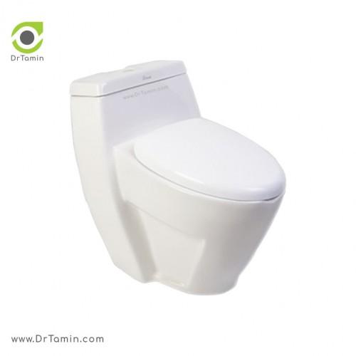 توالت فرنگی کرد مدل هدرا