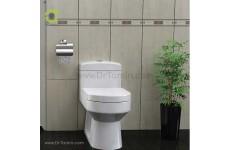 توالت فرنگی چینی گلسار فارس مدل هلیا 70