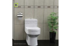 توالت فرنگی چینی گلسار فارس مدل هلیا 60
