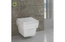 توالت فرنگی چینی گلسار فارس مدل وال هنگ آستر
