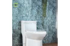 توالت فرنگی چینی گلسار فارس مدل لوسیا