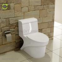 توالت فرنگی چینی گلسار فارس مدل الیت درجه 1