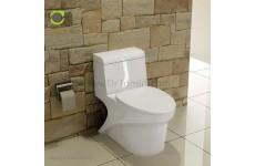 توالت فرنگی چینی گلسار فارس مدل الیت