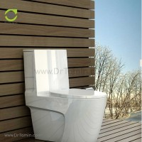 توالت فرنگی چینی گلسار فارس مدل پلاتوس درجه 1