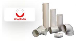 لوله و اتصالات PVC-U وینوپلاستیک